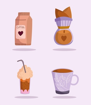 Czajnik do kawy i produkt