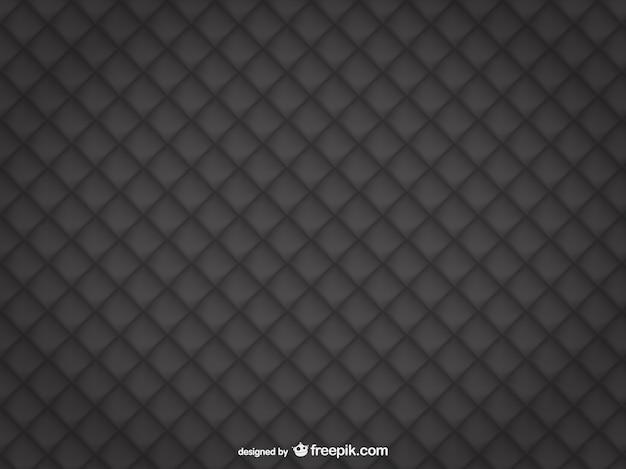 Czarna skórzana tapicerka tło
