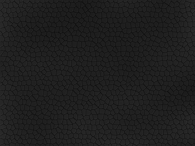 Czarna skórzana tekstura