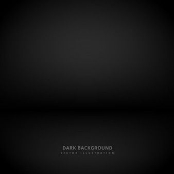 Czarne ciemne tło