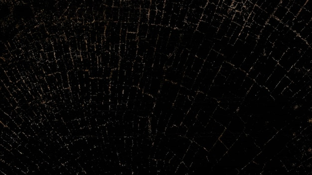 Czarne drewno teksturowane blog banner tło wektor