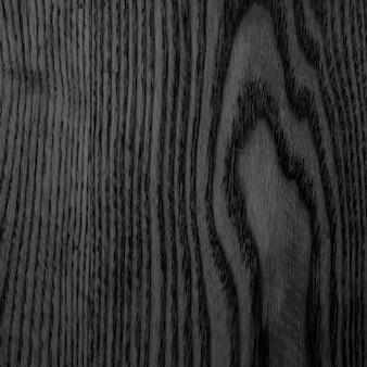 Czarne drewno teksturowane tło projektu