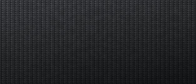 Czarne paski płytki w rombowym tle pattern