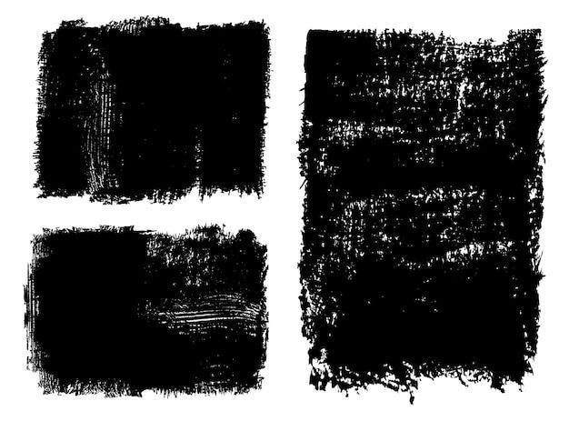 Czarne tło grunge