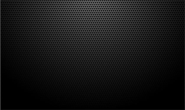 Czarne tło z włókna węglowego