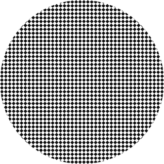 Czarno-białe tło hipnotyczne. ilustracja wektorowa. eps 10.