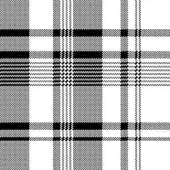Czarno biały tkanina tekstura asymetryczny wzór