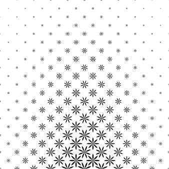 Czarno-biały wzór geometryczny - tło