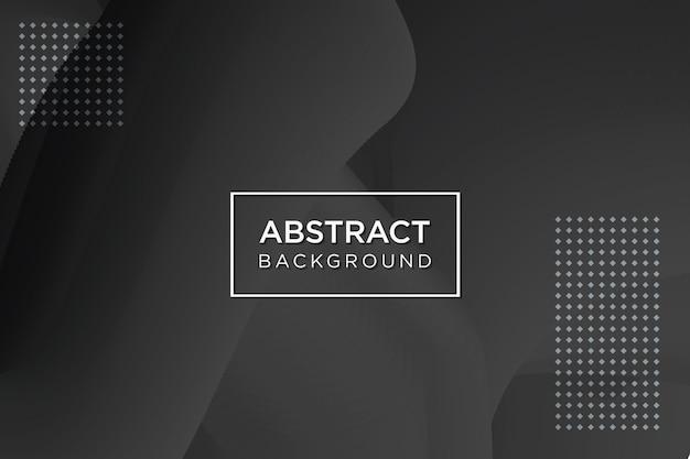 Czarny abstrakcjonistyczny tło