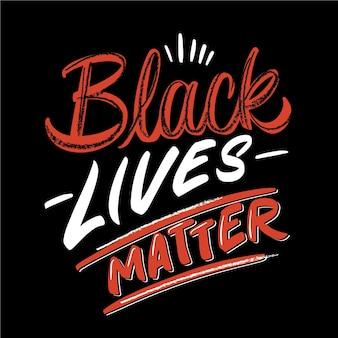 Czarny napis o życiu