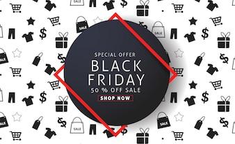 Czarny piątek sprzedaż