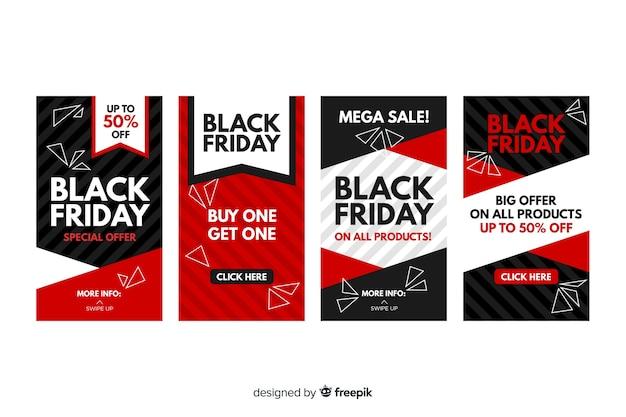 Czarny piątek kolekcja opowiadań na instagramie