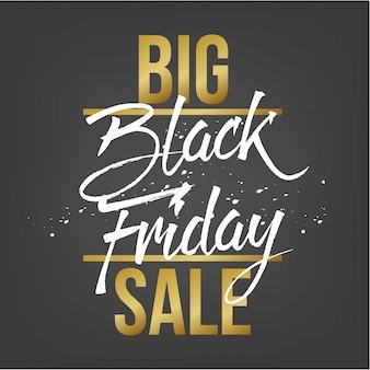 Czarny piątek oferta specjalna sprzedaż transparent tło.