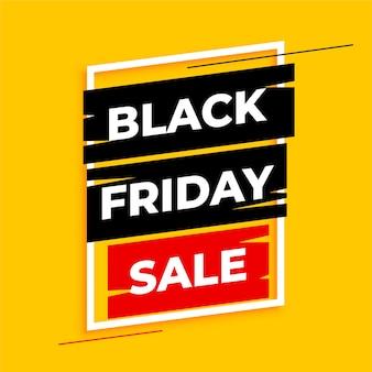 Czarny piątek sprzedaż streszczenie tło szablon