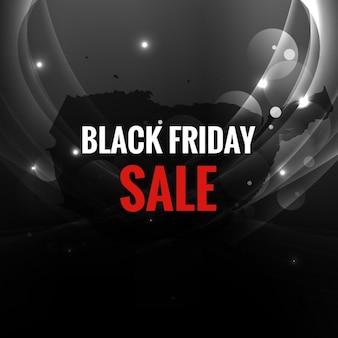 Czarny piątek sprzedaż tła