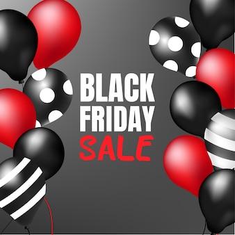 Czarny piątek sprzedaż.