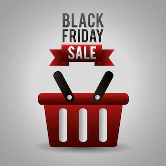 Czarny piątek wyprzedaże na zakupy
