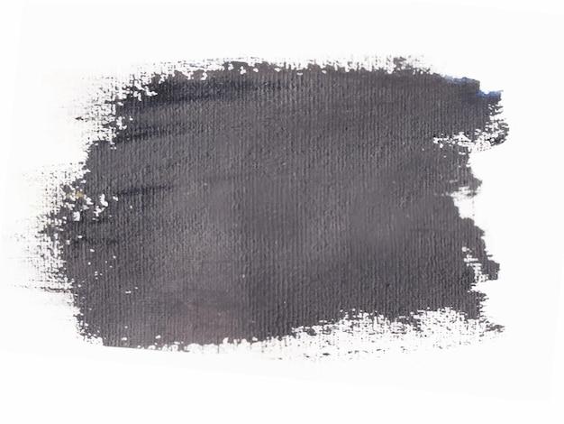 Czarny streszczenie czarne tło akwarela. to jest wyciągnięta ręka.