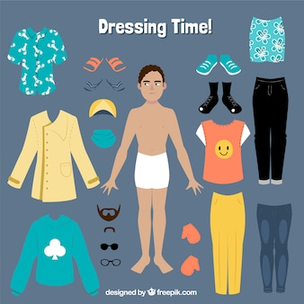 Czas dressing