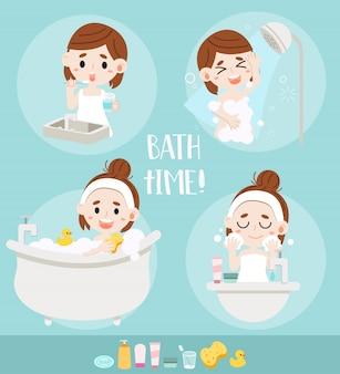 Czas na kąpiel