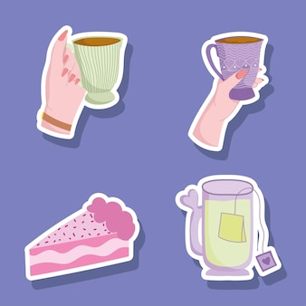 Czas na kawę i herbatę