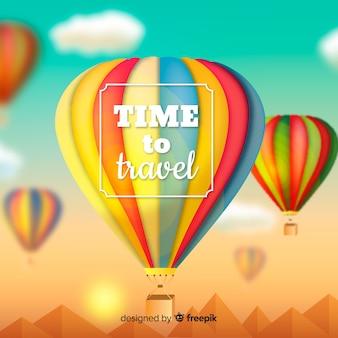 Czas na podróż