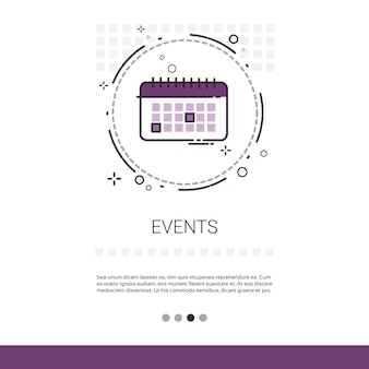 Czas zarządzania czasem event web banner