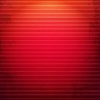 Czerwone tło grunge z ilustracji gradientu oczek