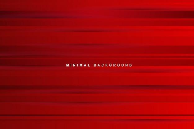 Czerwony abstrakcyjny nowoczesny żywy gradient paski tekstury
