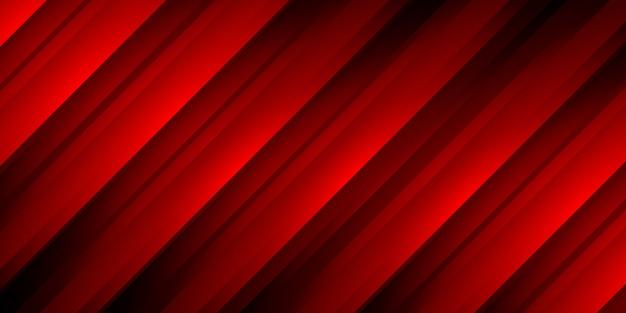 Czerwony pasek tekstury tła