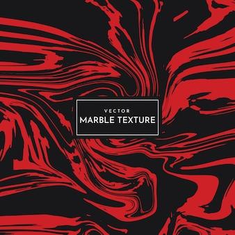 Czerwony prosty marmurowy tekstury tło
