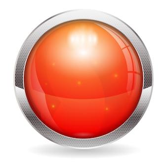 Czerwony przycisk