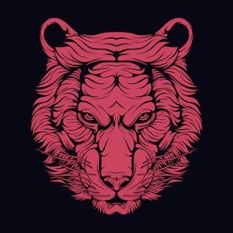 Czerwony tygrys