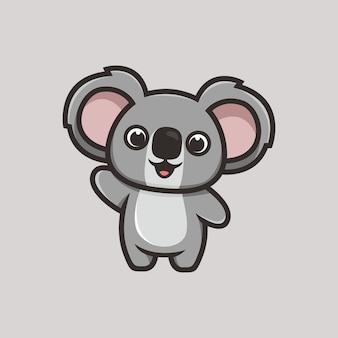 Cześć koala