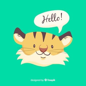 Cześć tygrys