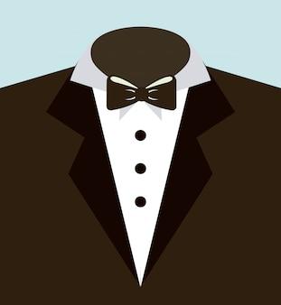 Człowiek garnitur