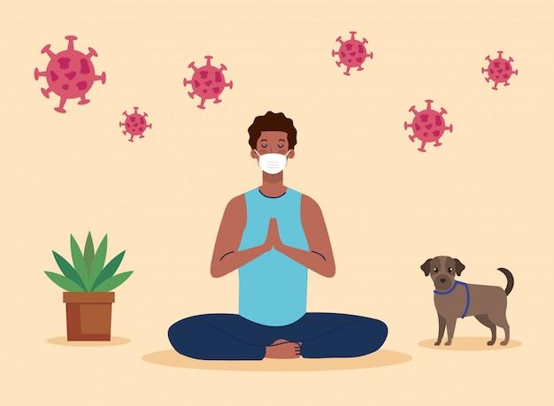 Człowiek medytacji