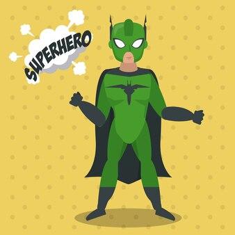 Człowiek superbohatera