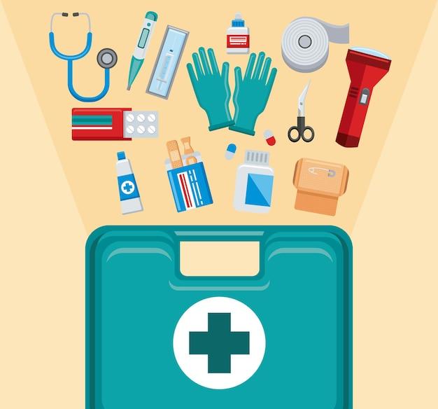 Czternaście elementów pierwszej pomocy