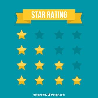 Cztery gwiazdki