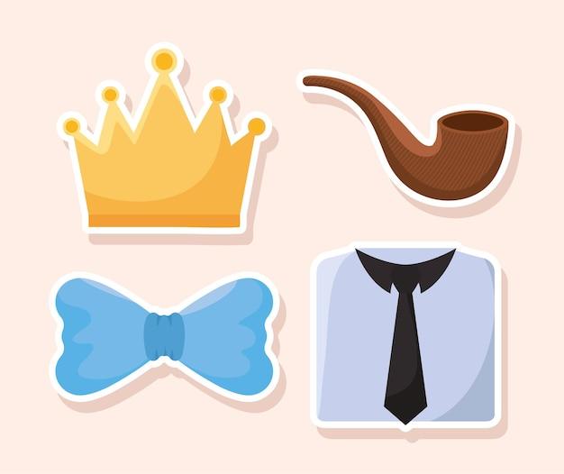 Cztery ikony nadrzędne