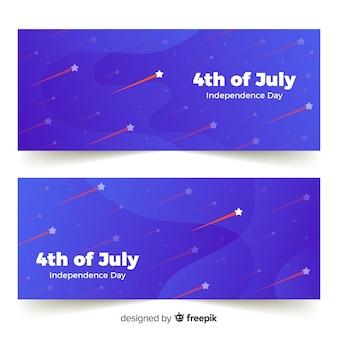 Czwarte banery lipca