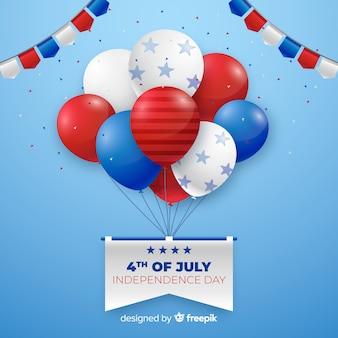 Czwarte tło lipca