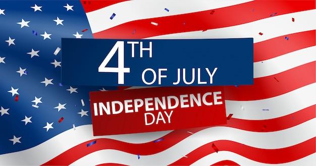 Czwarty lipca dzień niepodległości obchodów usa
