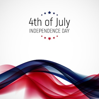 Czwarty lipca, dzień niepodległości stanów zjednoczonych