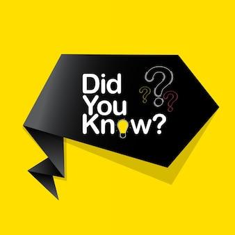 Czy znasz ciekawe tło faktów?