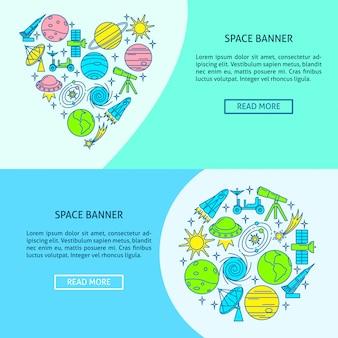 Czytaj więcej zestaw szablonów banerów