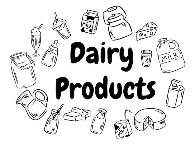 Dairy doodles