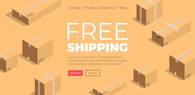 Darmowa wysyłka i dostawa zamówionych produktów