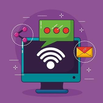 Darmowe połączenie wi-fi